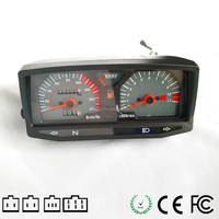 Factory Supply High Quality LCD Speedometer Electronic Motorcycle for Honda WY125-F
