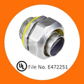 Zinc die cast Liquid Tight Conduit Connector for with