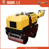 Gasoline or Diesel Construction Machinery Honda Engine 22ton road roller