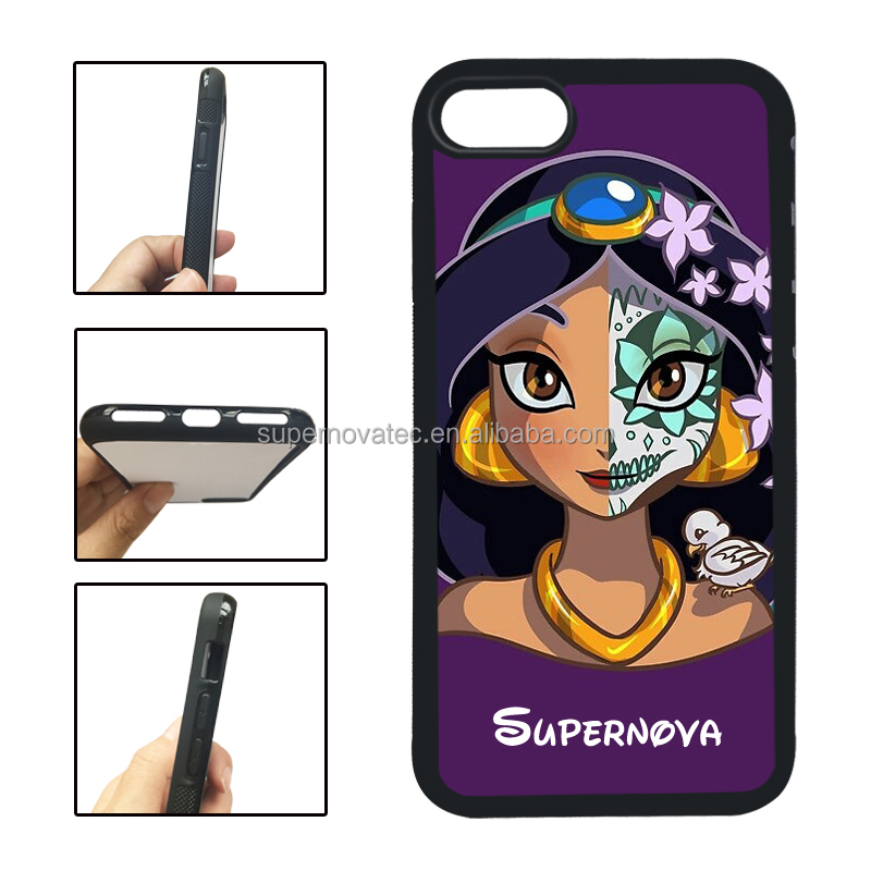 OEM New 3D Sublimation Matte Cell Phone Case for Cover IPhone 7