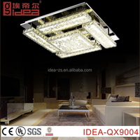 QX9004 quality led ceiling lamp, rectangle ceiling lamp, ceiling light bracket