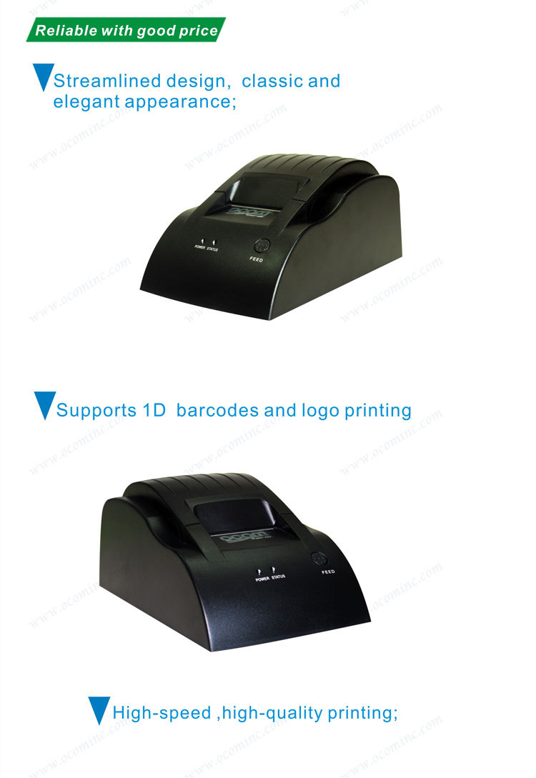 58mm High qualityThermal Printer (OCPP-583)