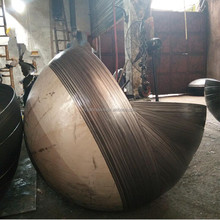 High Quality China Factory Elliptical Dished Head For LPG tanks