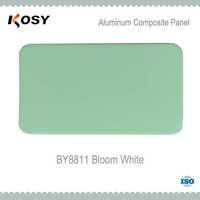 original factory hot sell Aluminium Composite Panel (ACP) exterior wall cladding plastic