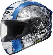 SHOEI X-TWELVE (X-12) KAGAYAMA 4 TC-2 FULL FACE MOTORCYCLE HELMET