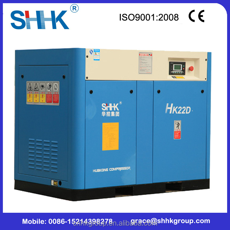 High quality 22kw Direct Driven screw compressor air end