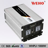 Hight frequency 1000w price of inverter batteries with charger