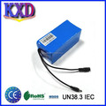 DC 12v 15a rechargeable li-ion battery for 12v DC motor