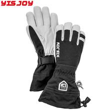 Good price winter warmest breathable long ski gloves for outdoor skiing snowboarding skating