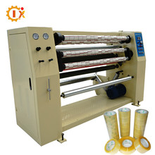 GL-210 Professional small investment bopp tape slitting and rewinding machine