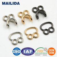 MJ074 collar hooks for garments