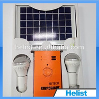 Mini LED solar home lighting system for indoor or outdoor lighting,lower price and good quality