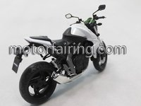 Honda Motorcycle model for home decoration Black/White