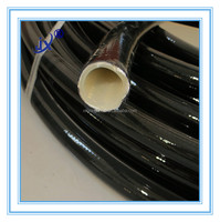 Black Color Fiber Braided High Pressure Air Hose