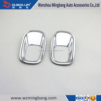 China Manufacture ABS Chrome Rear Foglight Cover For Jeep Renegade 2016 New Car Accessories