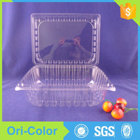 Chinese manufacturer Plastic fruit and vegetables packaging boxes
