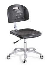 antimicrobial PU foam height adjustable medical stool
