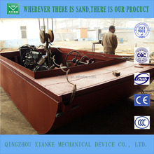prices of mini river sand pumping discharge dredger machine