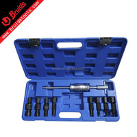 9PCS Blind Hole Bearing Puller Set Automotive Tools