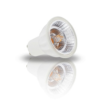 IP65 2400K GU5.3 GU10 cob led lamp light spotlight 0-100% dimming