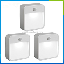 Newest LED Motion Sensor light For Home Use Battery Operstion Night light Human body Induction Lamp