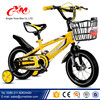 4 wheel 16 inch BMX bike with good quality/steel material boys dirt bike bicycle/wholesale children bike from China factory