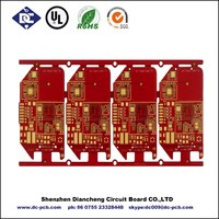 double sided Hasl precision assembly pcb usb keyboard pcb fr4 94v-0 pcb pinarello dogma