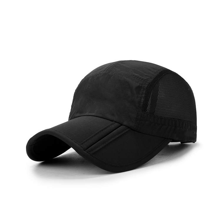 Outdoor new style running sports waterproof quick-drying <strong>caps</strong> and hats