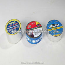 self adhesive bitumen edging tape/flashing tape/flash band