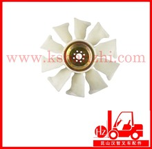 Mitsubishi F18C/14E Forklift Parts Fan Blade for S4S Engine,32A48-00300