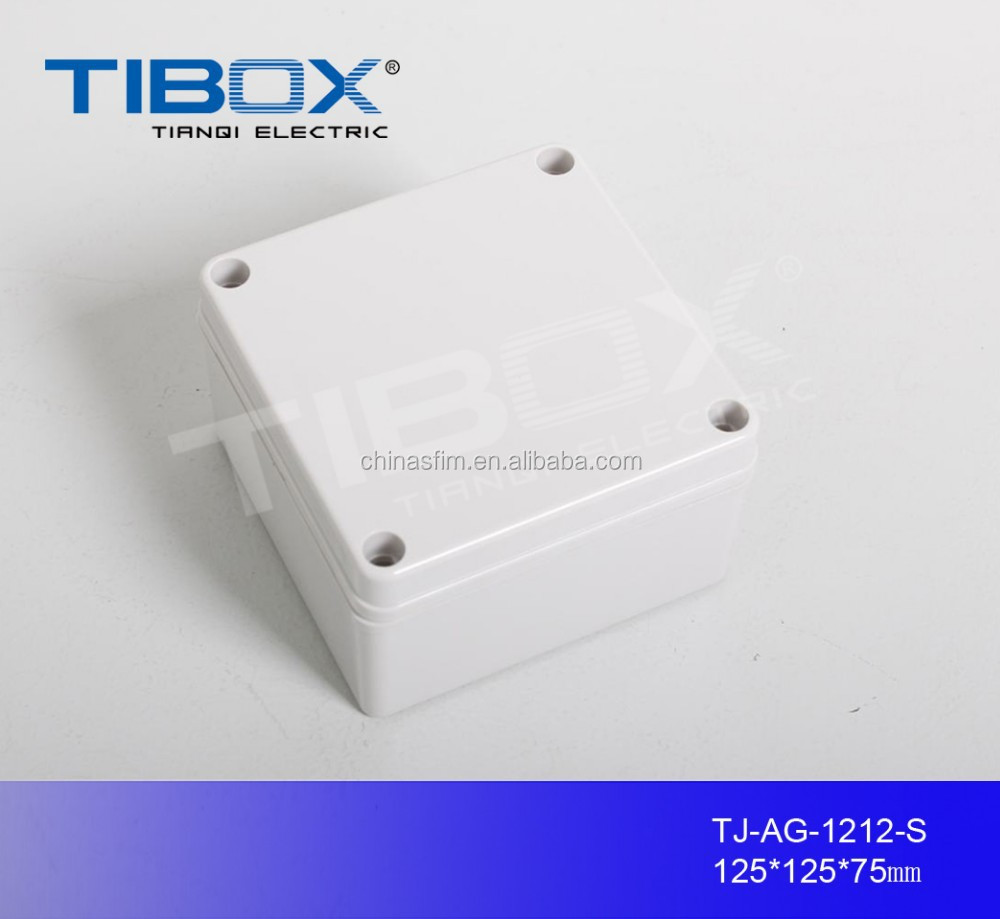 TIBOX high quality PVC Terminal box 12v switch box
