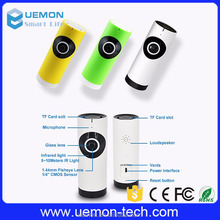 High quality machine grade wifi hidden fisheye ip camera With Professional Technical Support