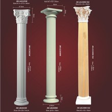 High Quality Good Price Beauty polyurethane decorative PU driveway pillars