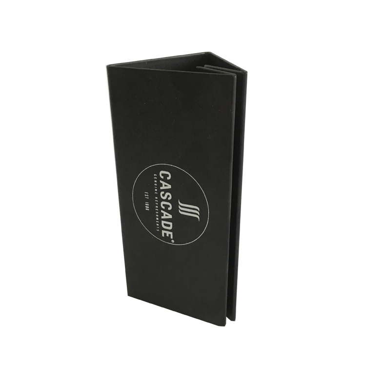 Stainless steel material A4 menu holder metal base for bar