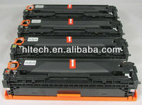 Compatible color Toner Cartridge for HP CP1215/1210/1217/1510/1515/1518