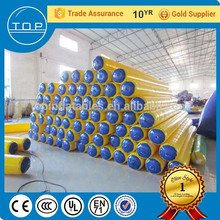 Customized used slides for sale water games park swimming pool equipment with EN14960