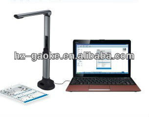 A4 size portable document camera