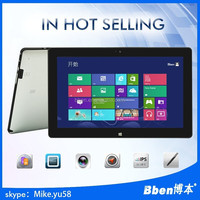 11 inch Windows tablet pc win 8.1 with dual camera Bluetooth 2/4/8GB DDR3+32/64/128/514GB PIPO Work-W1 Dual core tablet pc