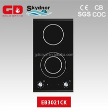 2 Burner 4 Digit Display Induction Cooker