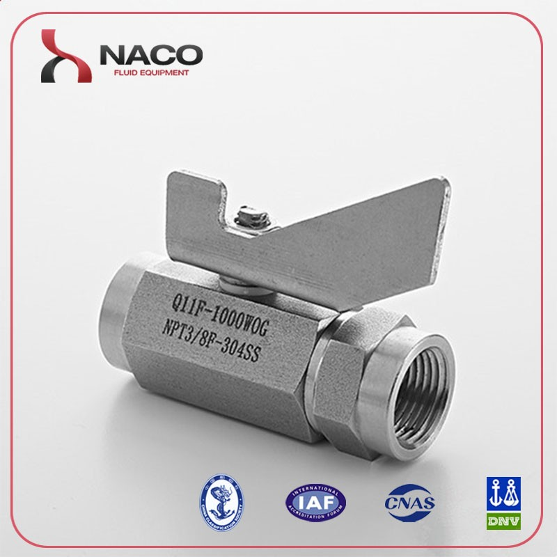 Petroleum chemistry quick release ball valve hot sale