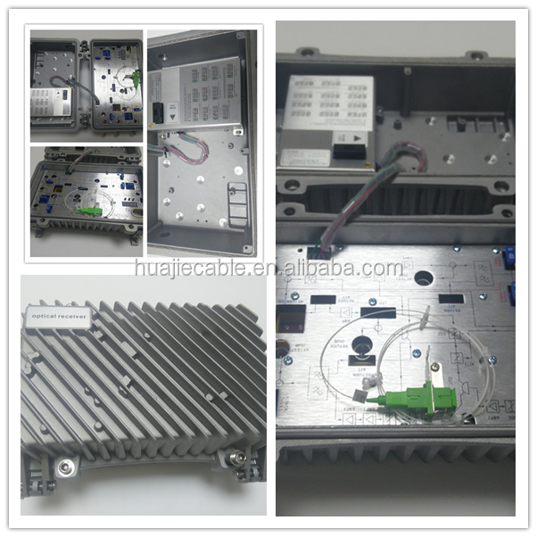 Hot selling OEM service ftth high class optical receiver (FTTH High Class Optical Receiver)