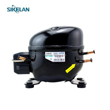 Good price electric deep freezer ac r134a 1 2hp refrigeration compressor for fridge freezer type ADW153 380W