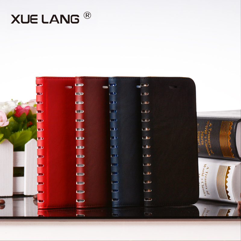 PU wallet leather case for huawei ascend g7 case, for Huawei g7 leather case