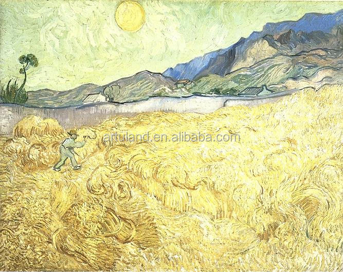 Handmade oil paintings reproduction old masters of Vangogh