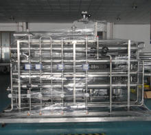 Water Treatment Unit with Reverse Osmosis Host