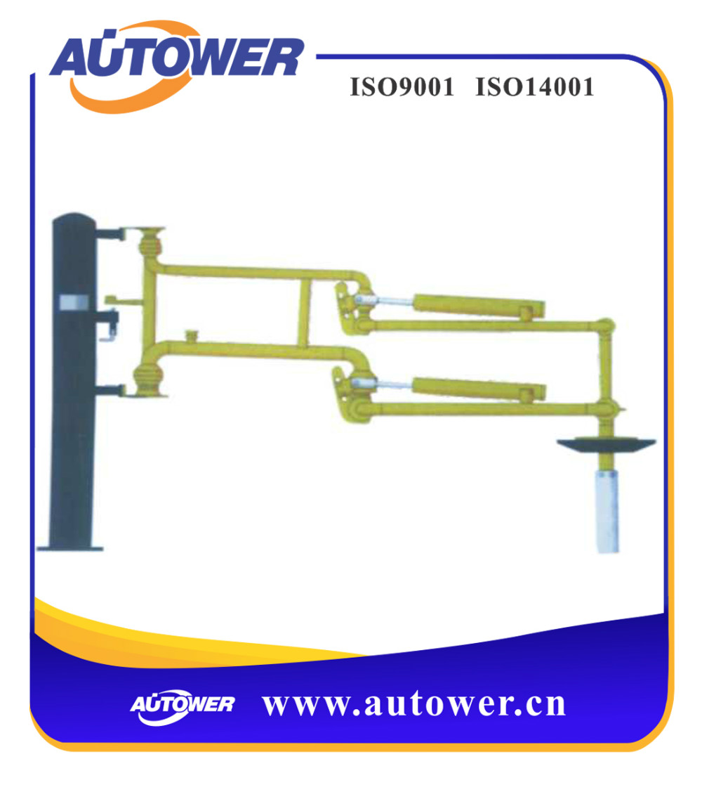 easy installation AL1412 sealed top loading crane tube manufacturers