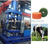 cow salt licking brick making machine