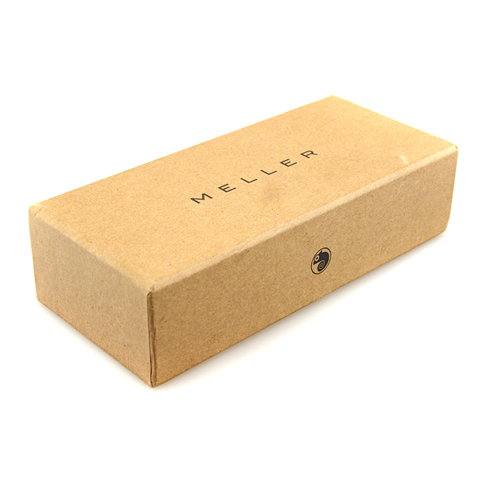 Print own recycled craft paper box small brown kraft paper box for soap