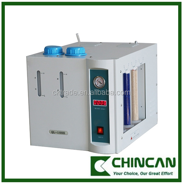 Lab Gas Generator QL-150/300/500/1000 Hydrogen Generator with competitive price