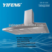 S/S kitchen cooking hood for home